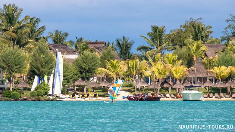 Где находится остров Маврикий и какие пляжи на острове