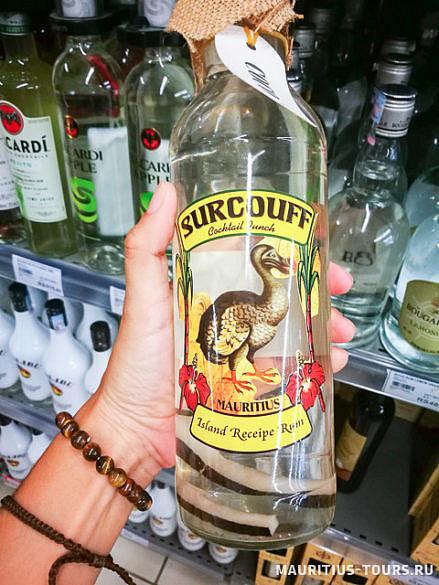 Алкоголь на Маврикии. Что употребляют на острове?