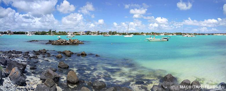 Гранд Бей - северное побережье Маврикия