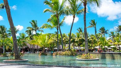 Лучший отель для отдыха на пляже Trou aux Biches