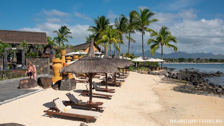 Отель Oberoi на пляже Балаклава - отличный выбор для отдыха на Маврикии