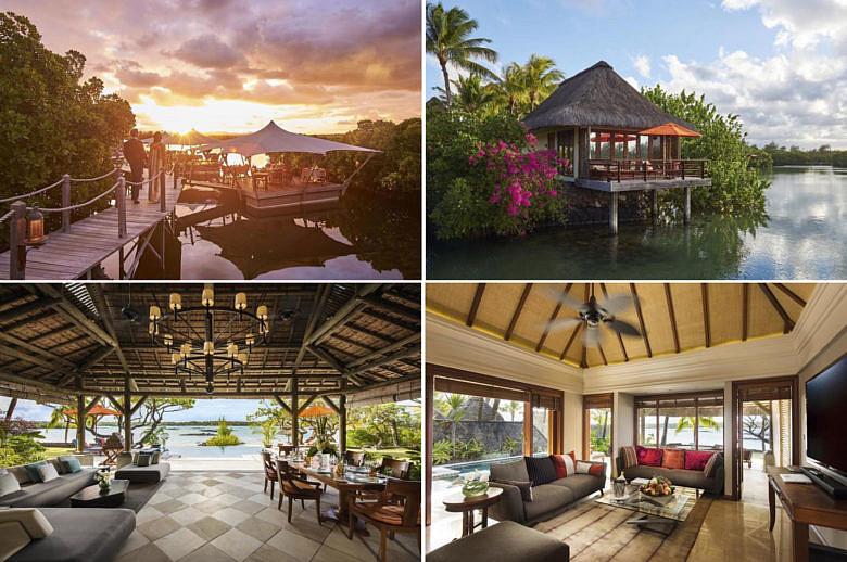 Constance Le Prince Maurice 5* - роскошный отель для отдыха на Маврикии