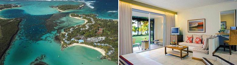 Отдых в отеле на восточном побережье Маврикия