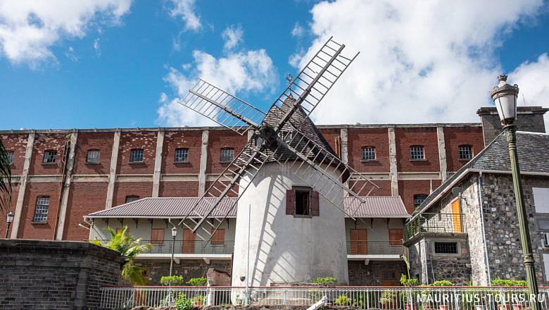 Обзорная экскурсия по Порт Луи на Маврикии