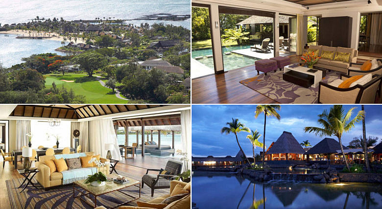 Four Seasons - отель на Маврикии для больших компаний и семей