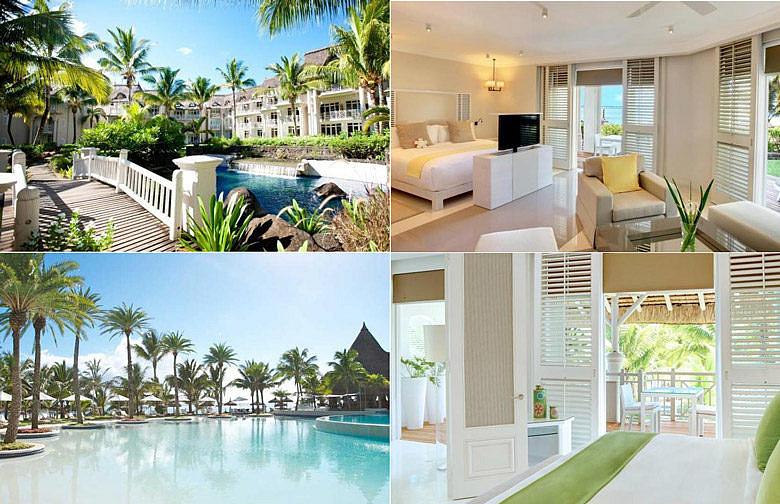 Lux Belle Mare - лучший отель 5* на пляже Бель Мар