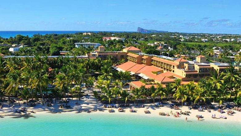 Mauricia Beachcomber - хороший отель 4* для отдыха на Маврикии