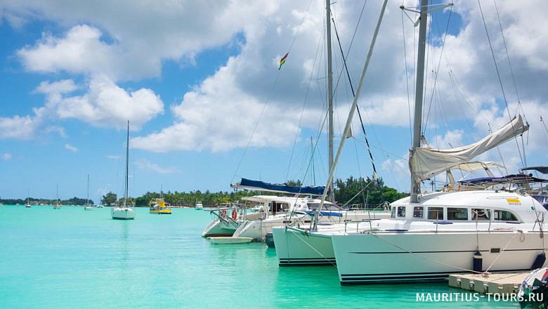 Морские экскурсии на Маврикии