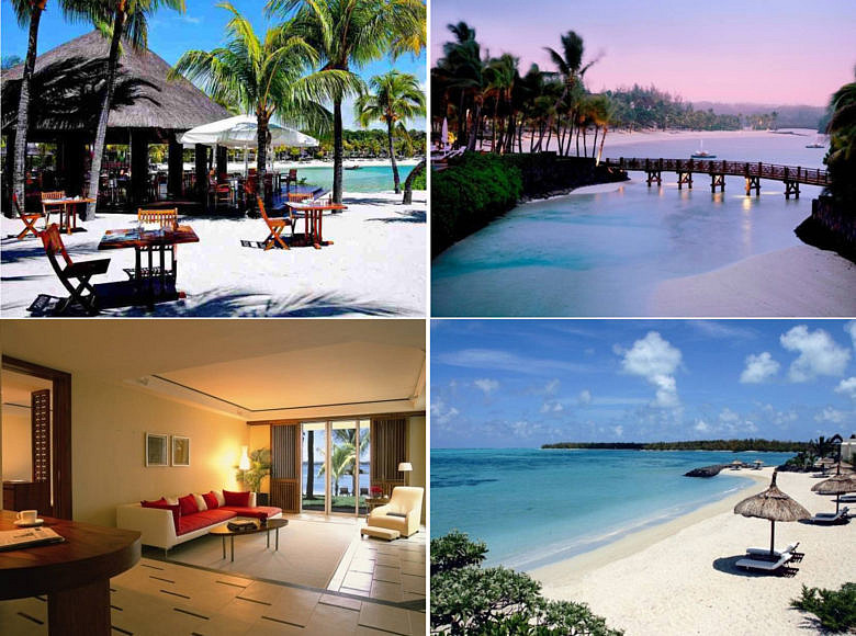 Shangri La - пятизвёздочный отель на Маврикии
