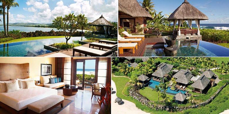 Shanti Maurice - лучший спа-отель 5* на Маврикии