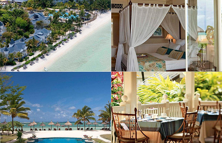 The Heritage Le Telfair Golf & Spa Resort - недорогой отел 5 звёзд на Маврикии