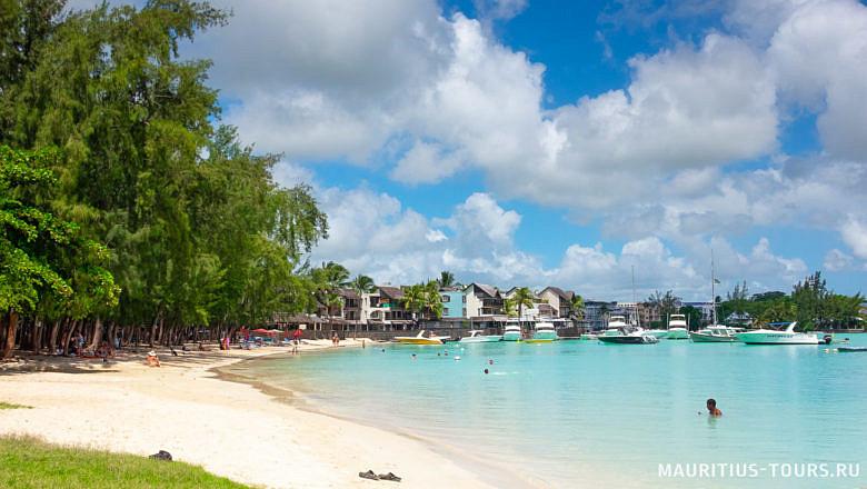 Гранд Бэй - отличный пляж для отдыха на Маврикии