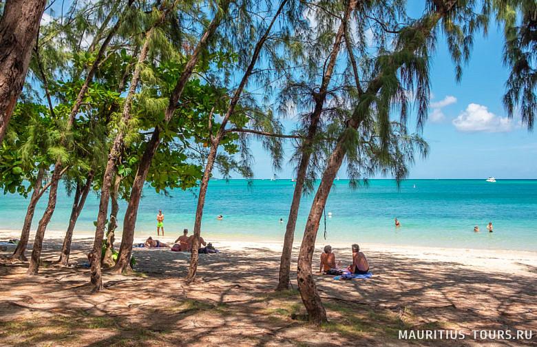 Пляж Мон Шуази в рейтинге лучших пляжей Маврикия