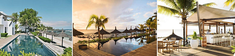 Отель только для взрослых на Маврикии