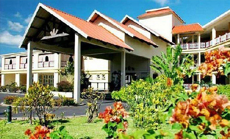 Недорогой семейный отель на Маврикии