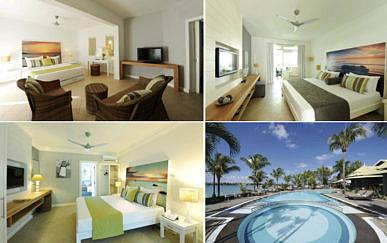 Недорогой отель на пляже Гранд бэй