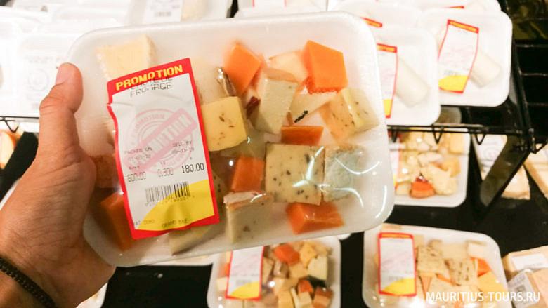 Сколько стоит еда на Маврикии
