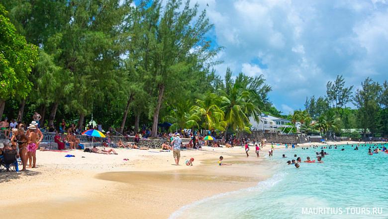 Пляж Перейбере отлично подходит для отдыха с детьми