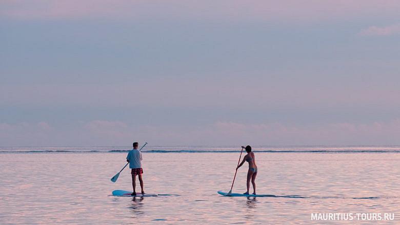 Чем занятся на пляже Флик-эн-Флак