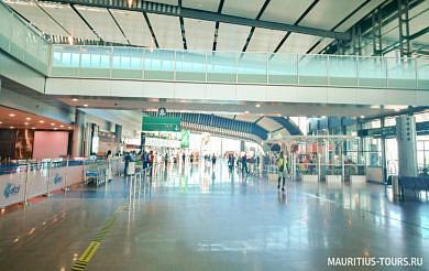 Как добраться из аэропорта Маврикия в отель или виллу на побережье