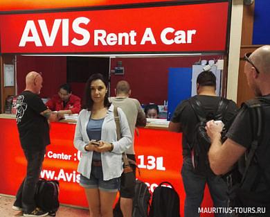 Аренда авто в аэропорту Маврикия