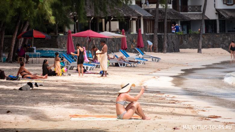 Пляж Гранд Бэй на Маврикии: отзыв, описание, фото