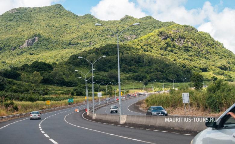 Аренда машины на Маврикии