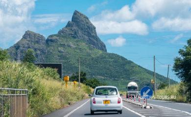 Аренда авто на Маврикии - дороги и машины